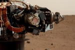 Curiosity beams back high-res self portraits during 7ft robo-arm testing