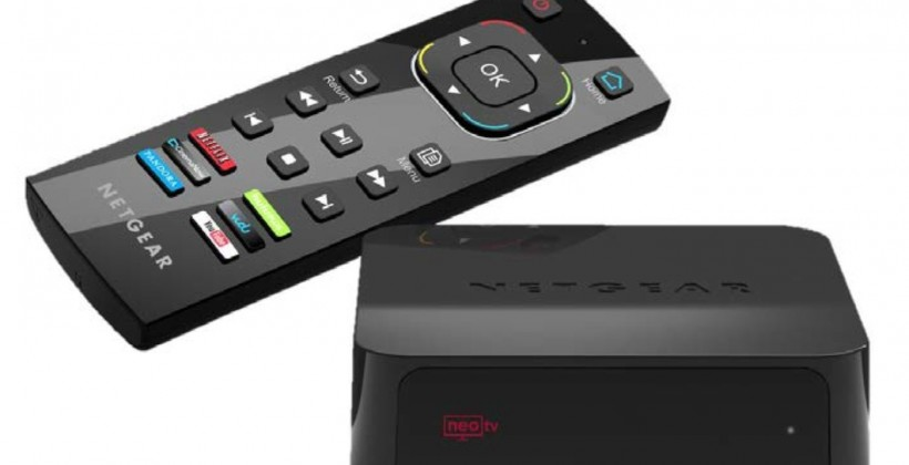 New Netgear NeoTV streaming players aim to wreck Roku