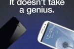 iPhone 5 targeted in new Samsung Galaxy S III ad