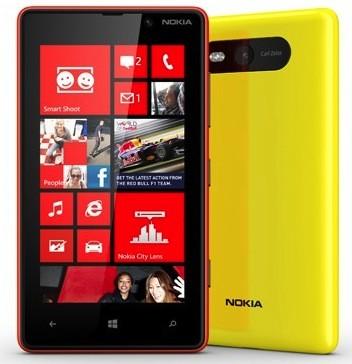 Nokia announces Lumia 820, Windows Phone 8 budget smartphone
