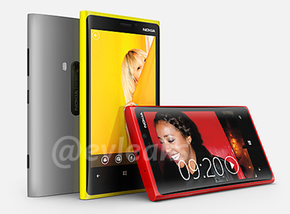 Nokia Lumia 920 tipped for wireless charging but just 8MP PureView