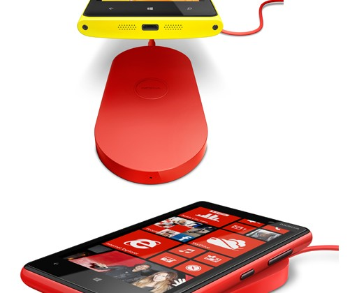 Nokia Lumia wireless charging pad leaks
