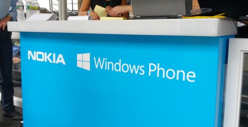 Nokia Windows Phone 8 launch: We're here!