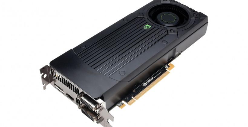 NVIDIA GeForce GTX 660 and GTX 650 push Kepler to sub-$110
