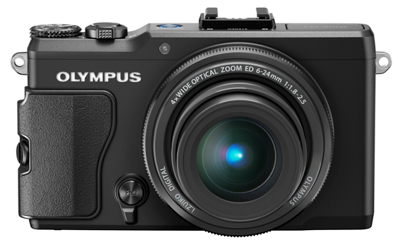 Olympus Stylus XZ-2 iHS revealed with flagship aspirations