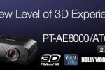 Panasonic shows off new PT-AE8000U 3-D home theater projector