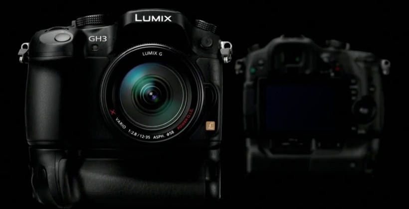 Panasonic LUMIX GH3 makes premature appearance