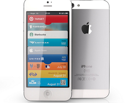 Four Major League Baseball teams now support Passbook for ticketing