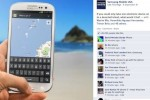 Samsung's latest Facebook marketing campaign overrun by Apple fans