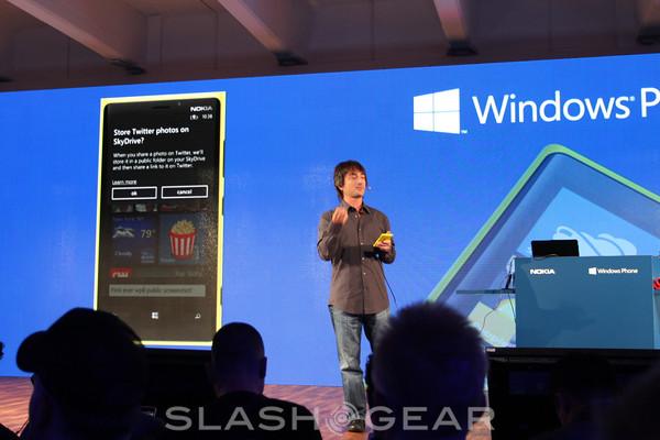 Windows Phone 8 (finally) gets screenshot support
