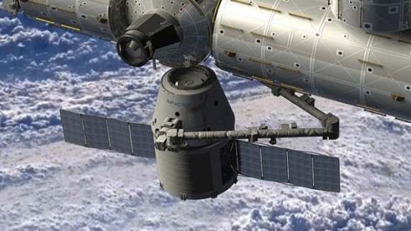 NASA contracts SpaceX for ISS resupply mission in early October