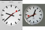 Swiss Federal Railways accuses Apple of copying its clock design