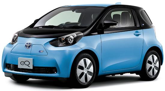 Greener Toyota: 21 hybrids by 2015 and $46k eQ EV in December