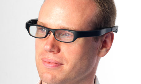TTP augmented reality glasses prototype takes on Google Glass
