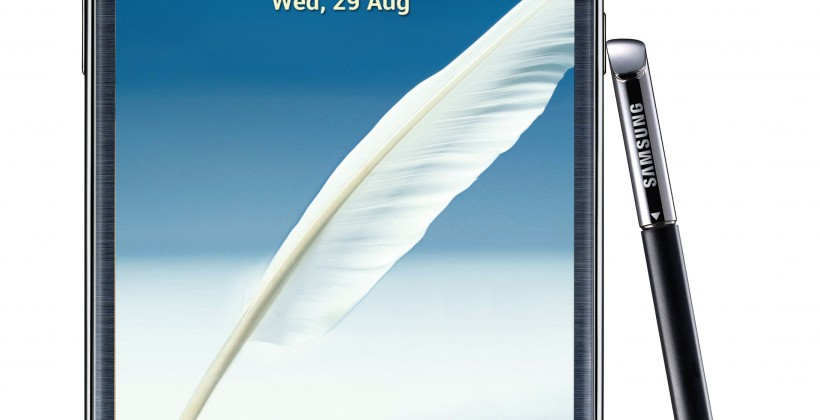 US Cellular Galaxy Note II priced at $300 for late-October launch