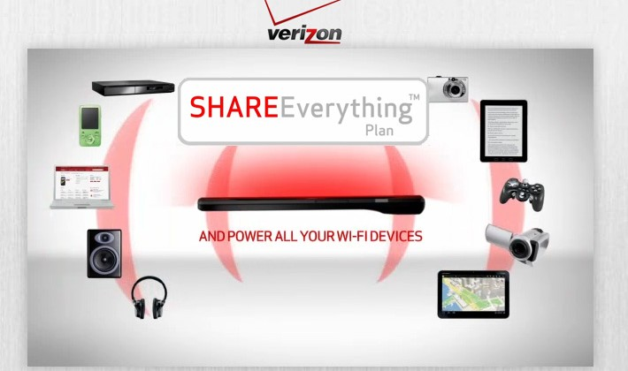 Verizon: Share everything plans better than expected – Unlimited data is fading away