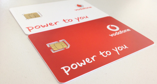 Vodafone iPhone 5 nano SIMs prematurely pictured (but was it on purpose?)