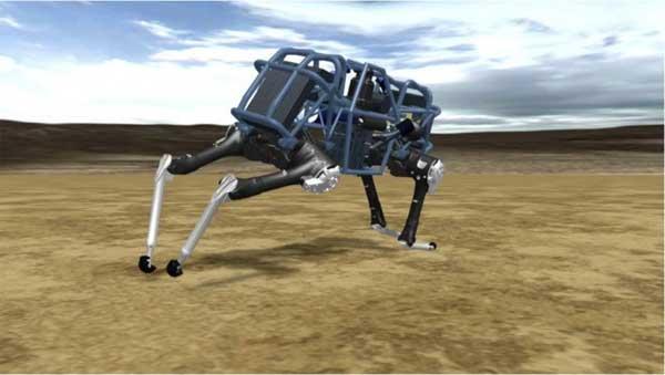 DARPA Cheetah robot runs 28.3 mph: There is no escape