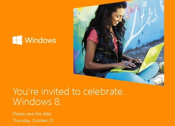 Windows 8 October 25 launch will hopefully spill Surface pricing