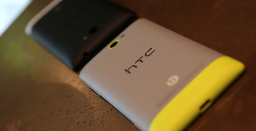 HTC details Windows Phone 8X and 8S design journey