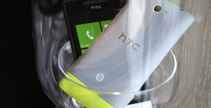 Windows Phone 8S by HTC Hands-on