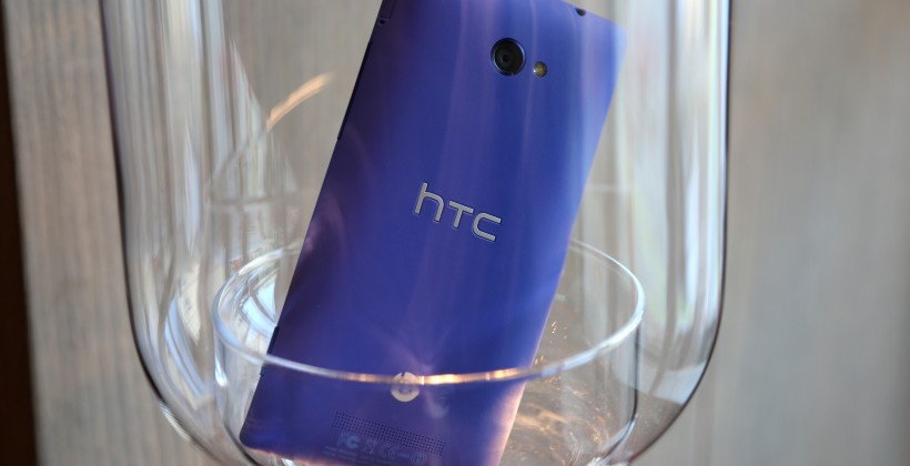 Windows Phone 8X by HTC Hands-on