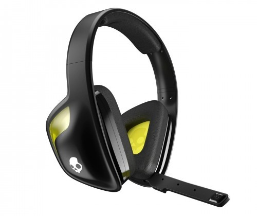 SkullCandy unveils a trio of gaming headsets