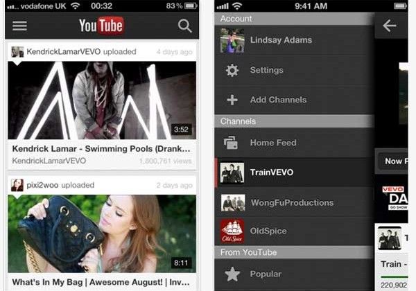 YouTube launches new iPhone and iPod Touch app