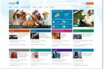 MSN portal takes giant Windows 8 touchscreen cue