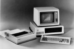 1981 IBM PC5150 white room