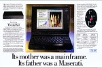 1992 ThinkPad 700c - original ad