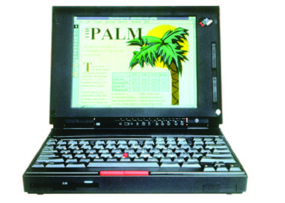 1993 ThinkPad 750C - hires