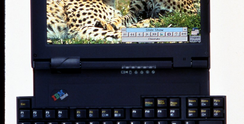1995 ThinkPad 701c butterfly