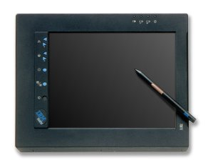 1995 ThinkPad 730TE tablet, 10-95