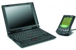 1999 ThinkPad 240 subnotebook w. WorkPad C3