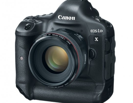 Canon offers updated firmware for EOS-1D X DSLR adding new features