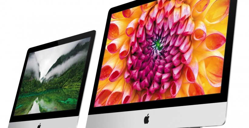 Apple's super-slim iMac 2012 priced from $1,299