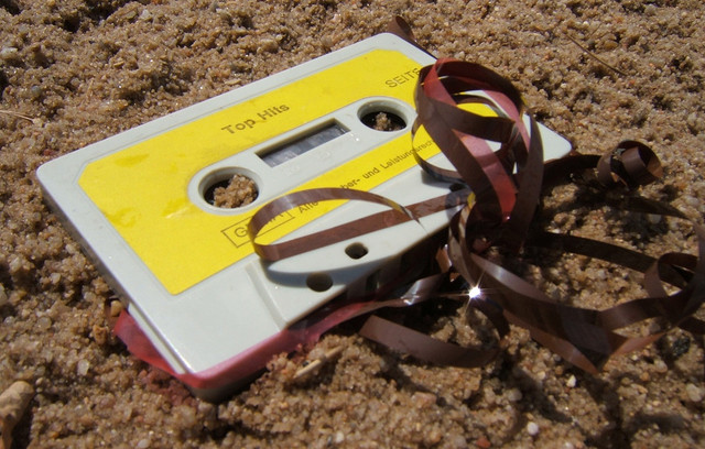 Cassette tape prototype able to store 35 terabytes of data