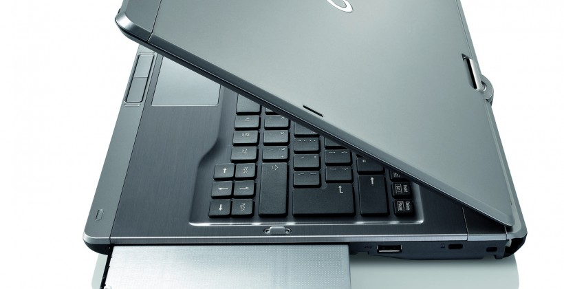 Fujitsu gets touchy-feely with Windows 8 tablets