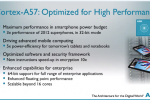 ARM announces energy-efficient 64-bit Cortex-A50 processors