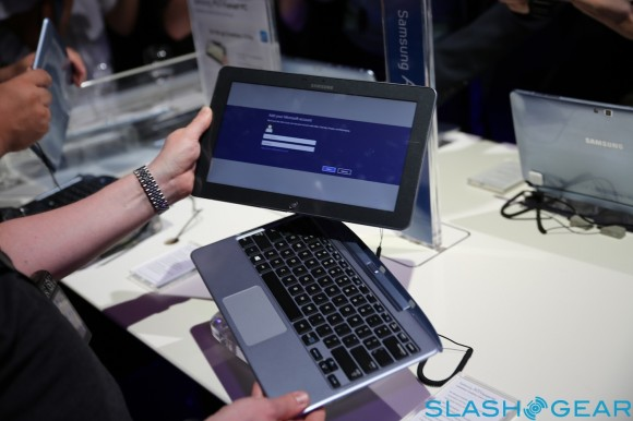 Samsung Windows 8 pre-orders start with wave of new-age PCs and tablets