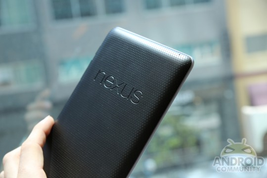 Nexus 7 3G pops up on FCC website