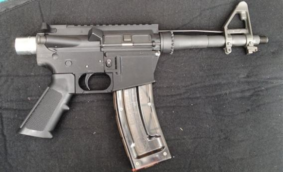 3D Printable Gun effort cut short by Stratasys