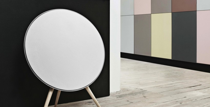 B&O BeoPlay A9: AirPlay gets outlandish