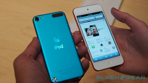 iPad mini visualized in bright color renderings