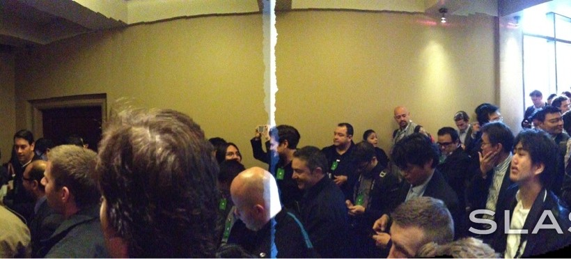 iPad mini Apple event: we're here!