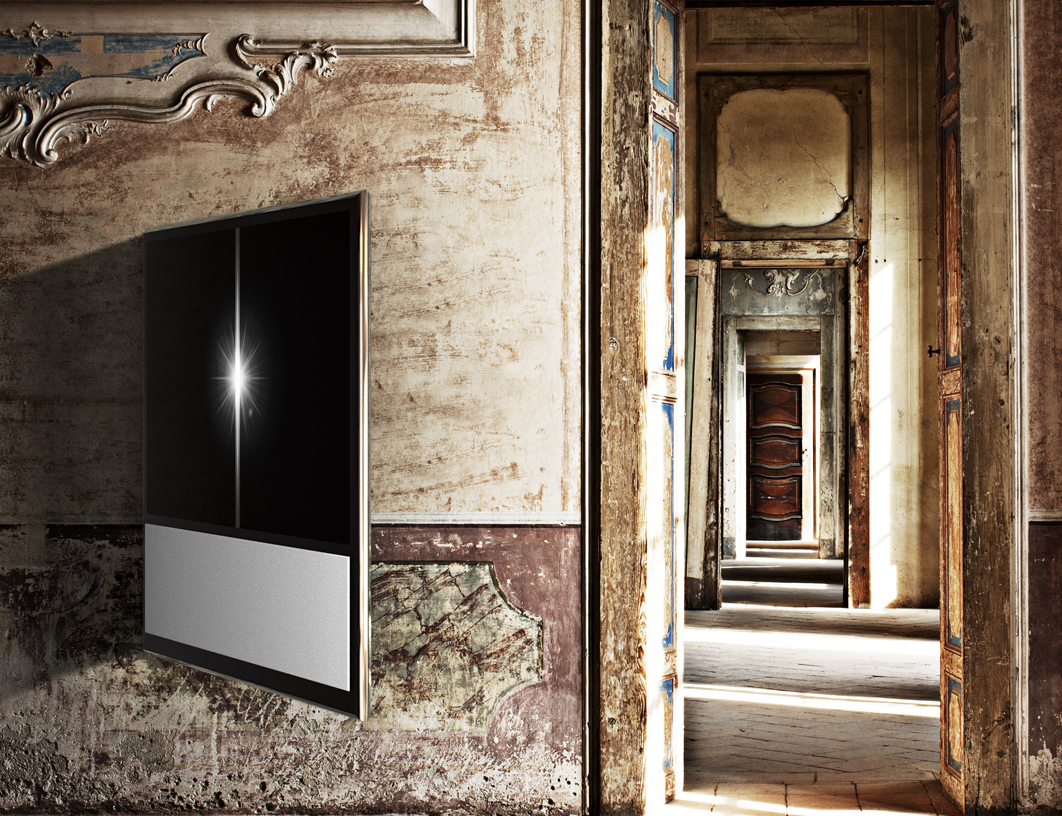 Bang And Olufsen Beovision 11 beovision 11 is bang & olufsen's first smart tv - slashgear
