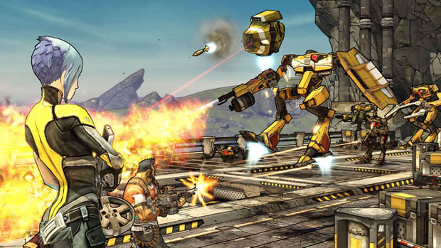 """Borderlands 2 hackers """"sabotaging characters"""" on Xbox 360"""