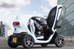 Renault relents: Twizy EV finally gets windows