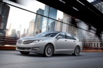 Lincoln MKZ Hybrid EPA rated at 45 mpg combined